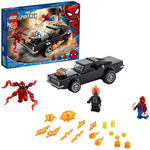 Lego Avengers 76173 - Spiderman e Ghost Rider vs Carnage