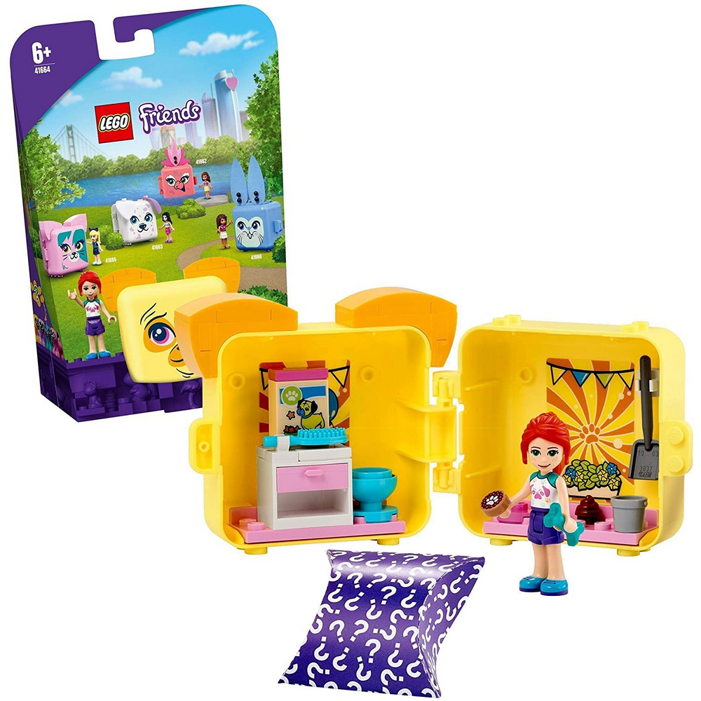 Lego Friends 41664 - Il cubo del Carlino di Mia