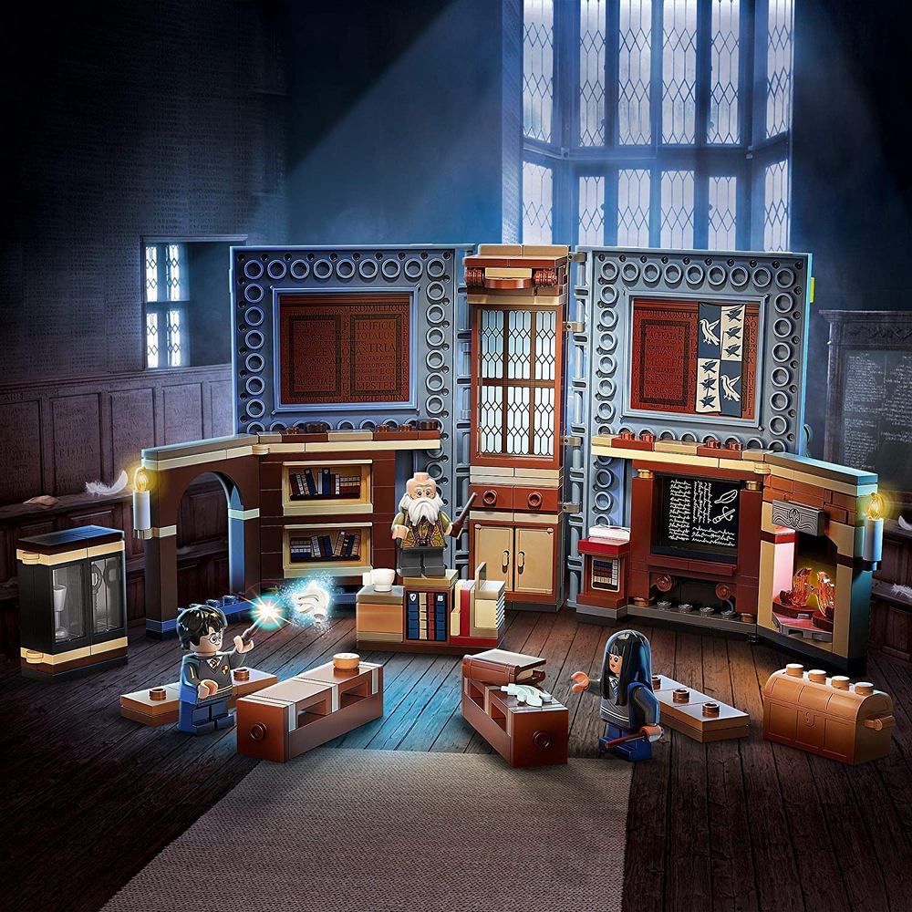 Lego Harry Potter 76385 - Lezione di incantesimi a Hogwarts