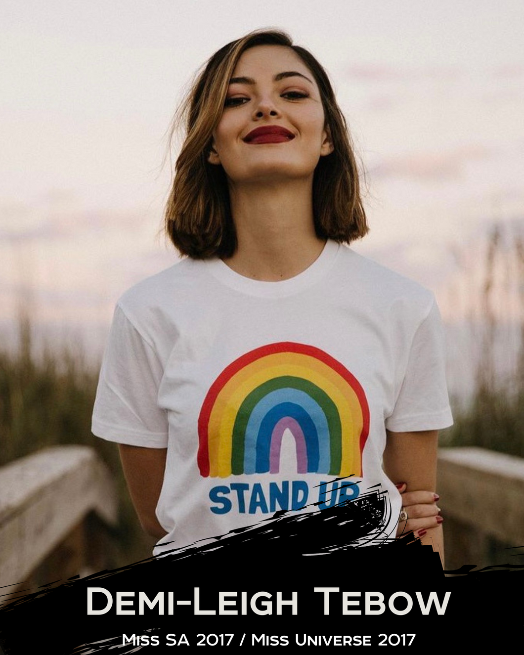 Unisex STAND UP T-Shirt