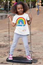 Load image into Gallery viewer, Kids STAND UP T-Shirt