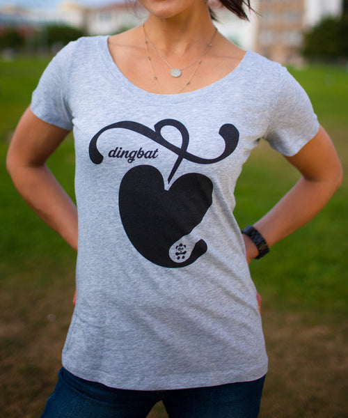 DINGALING - GRAY/BLACK