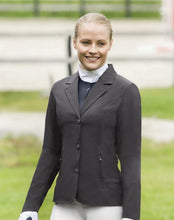 Load image into Gallery viewer, Horze Ladies Adele Soft Shell Show Coat