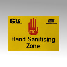 Load image into Gallery viewer, Go-Vi Hand Sanitising Zone Signage
