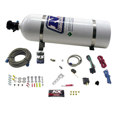 Nitrous Express Diesel Stacker 3 Nitrous Kit w/15lb Bottle