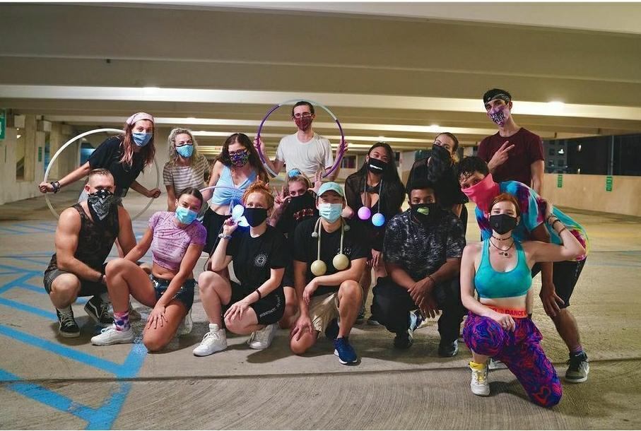 Philly Shuffle Syndicate (PSS) Group Photo