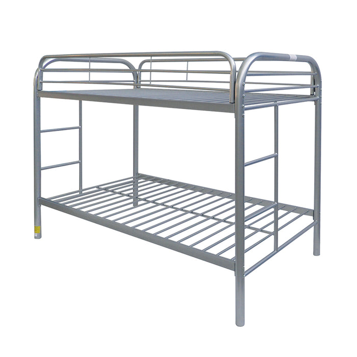 Thomas Silver Bunk Bed (Twin/Twin) image