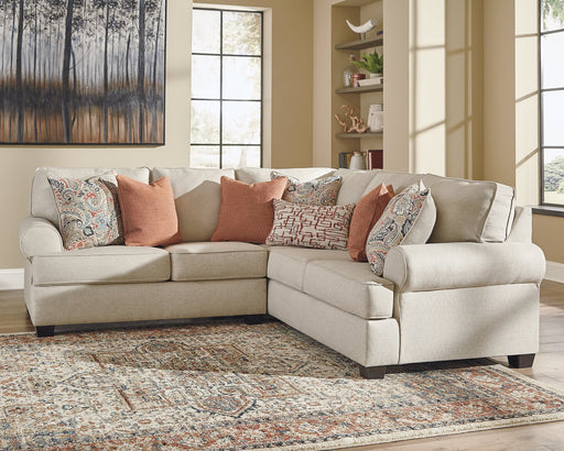 Amici Signature Design by Ashley 2-Piece Sectional image