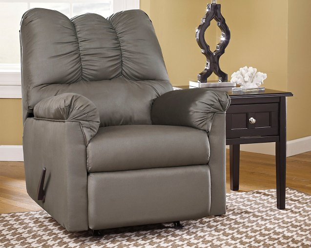 Darcy Signature Design by Ashley Cobblestone Recliner