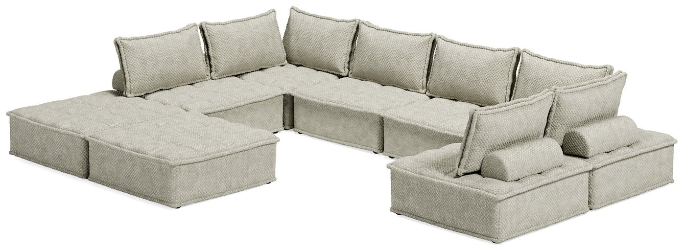 Bales   8-Piece Modular Seating