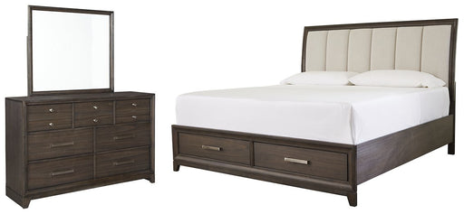 Brueban Signature Design 5-Piece Bedroom Set image