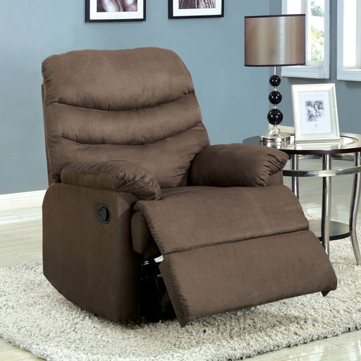 Plesant Valley Light Brown Recliner image