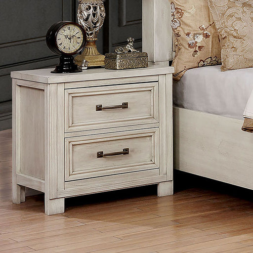 Tywyn Antique White Night Stand image