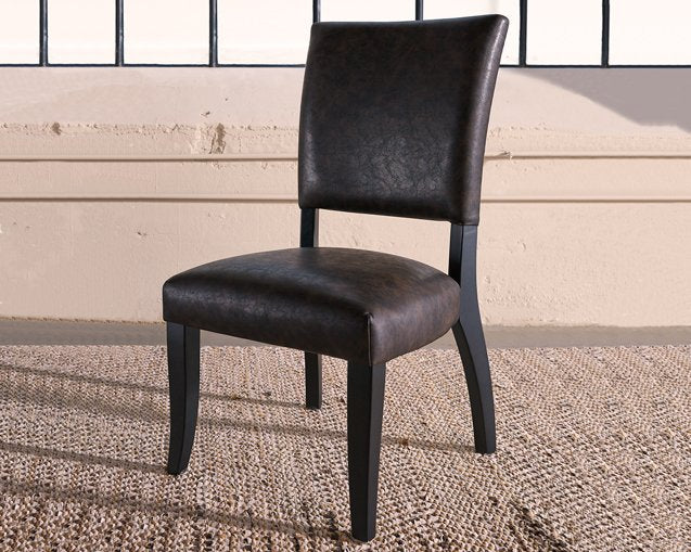 Sommerford Signature Design by Ashley Brown Dining Chair