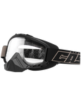 Castle Sno Force Goggle - Clear/Black