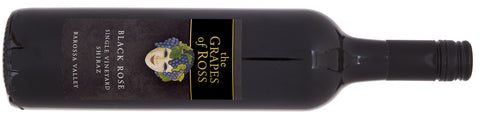 The Grapes of Ross - 2012 Black Rose Shiraz