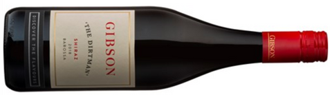 "Gibson Wines 2018 ""The Dirtman"" Shiraz"