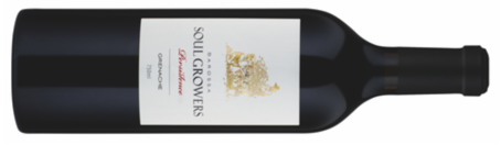 "Soul Growers 2018 ""Persistence"" Grenache"