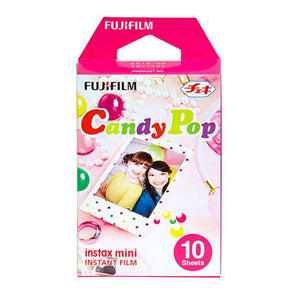 INSTAX Film Mini (10 Sheets) Candypop