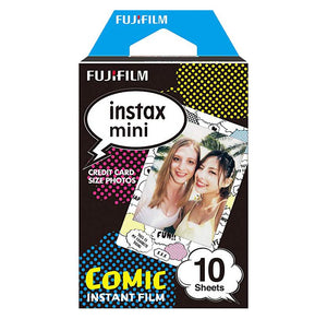 INSTAX Film Mini (10 Sheets) Comic