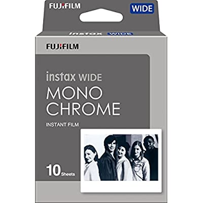 instax Film Wide Monochrome - 10 Sheets