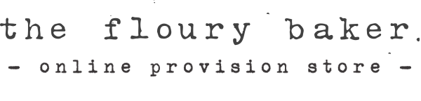 the floury baker online provision store logo