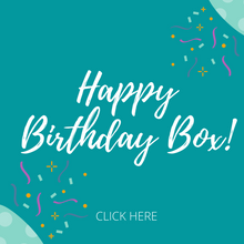 Load image into Gallery viewer, Happy Birthday Box