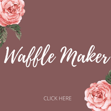 Load image into Gallery viewer, Mini Waffle Maker