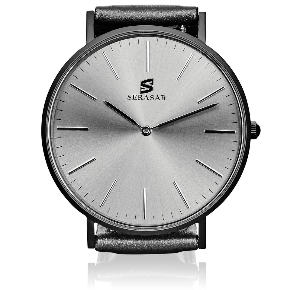 Wrist watch - BLACK ONE