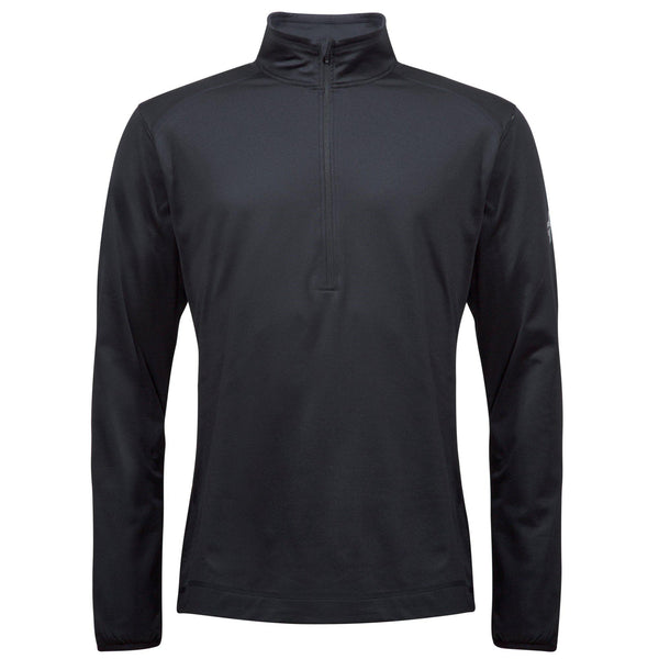M Tech T-Neck<br />Black