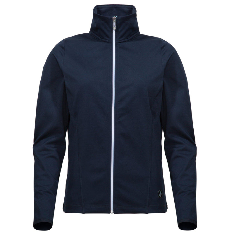 W TECH FULL ZIP<br />Navy