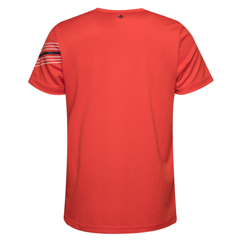 M ACTIVE T-SHIRT<br />Red Revolution