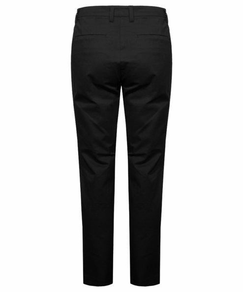 W STYLE CHINOS<br />Black