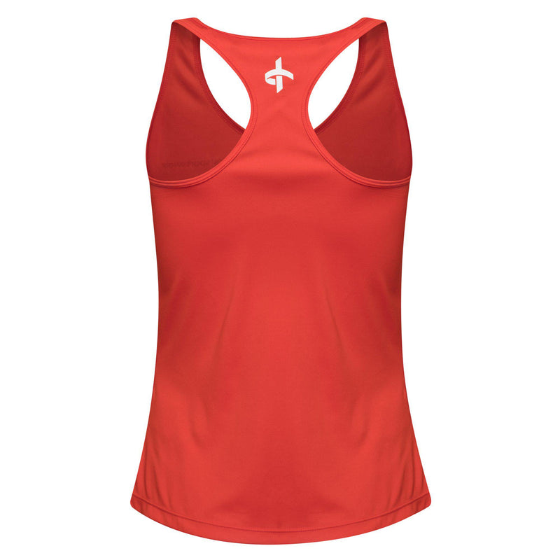 W TANK TOP<br />Red Revolution