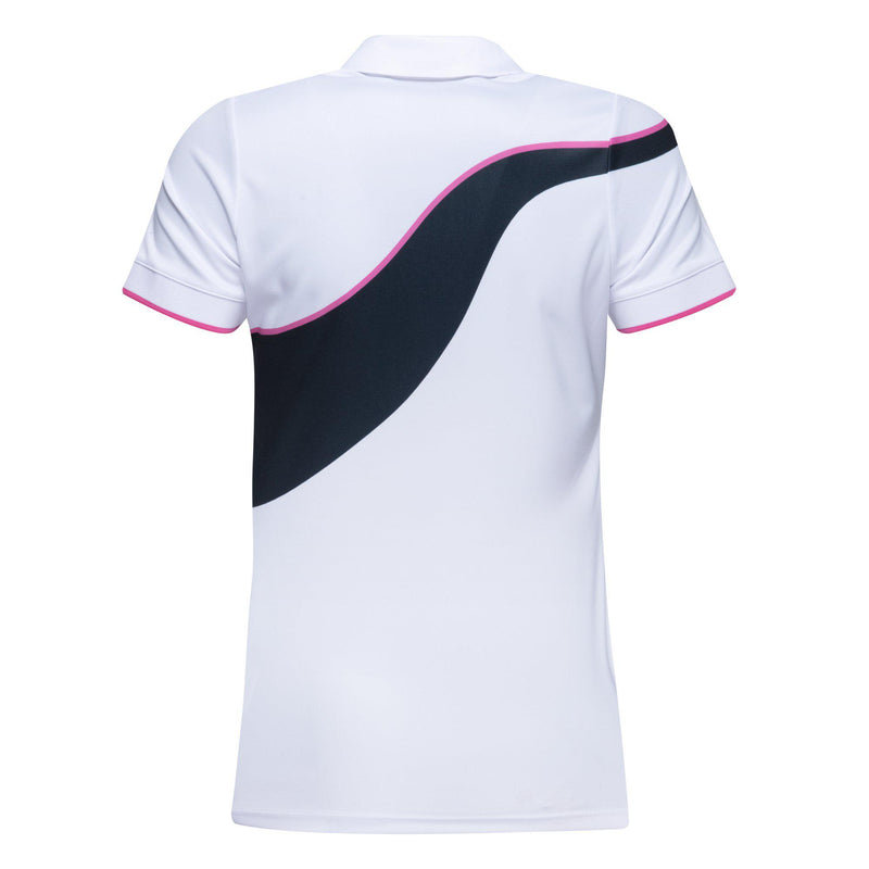 W WAVE POLO<br />White