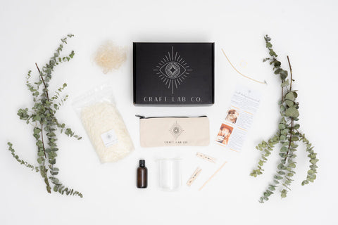 Cleanse | Candle Making Kit