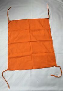 Orange Patka with strings (Large)