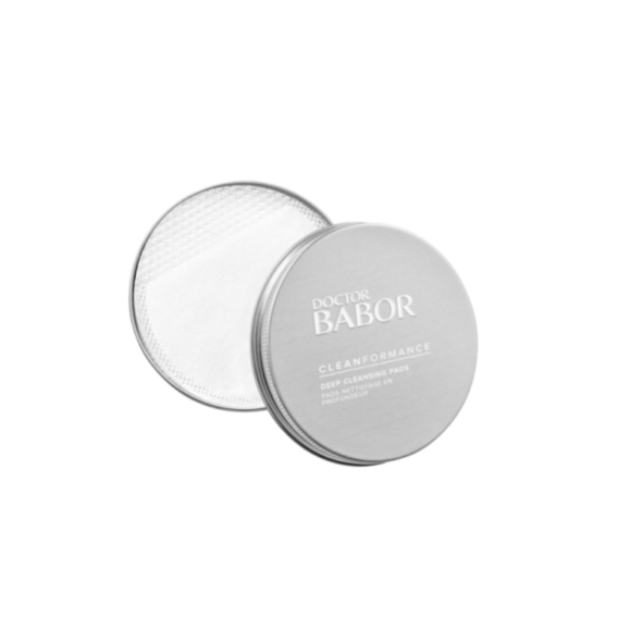 Doctor Babor Clean Formance, Deep Cleansing Pads