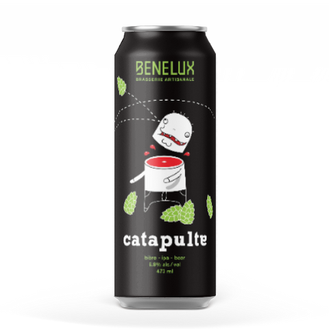 CATAPULTE | IPA (6.8% - 473ml)