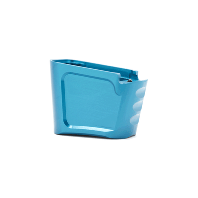 Glock 43 Magazine Extension in Blue