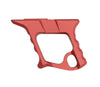 AR-15 HandStop Red | Tyrant Designs CNC
