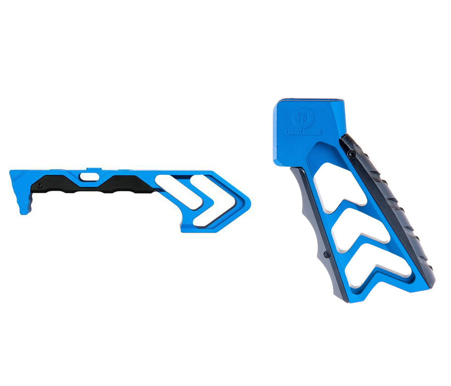 MOD Grip + ForeGrip Combo (Blue)