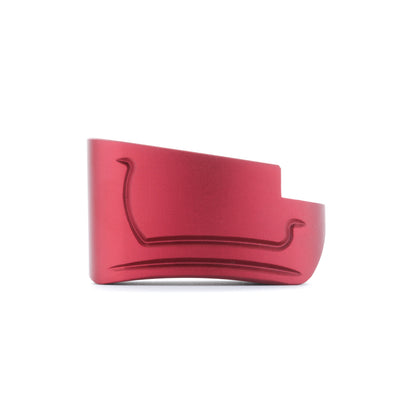 S&W M&P Shield Magazine Extension Red | Tyrant Designs CNC