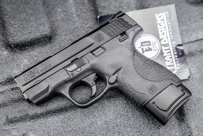 M&P Shield +2 Magazine Extension | Tyrant Designs CNC