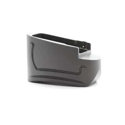 plus 2 M&P Shield magazine extension in grey
