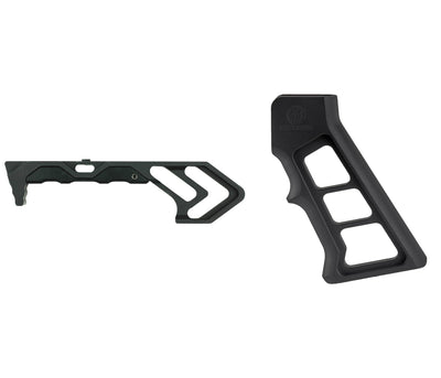 AR-15 TITAN Grip and MOD ForeGrip combo