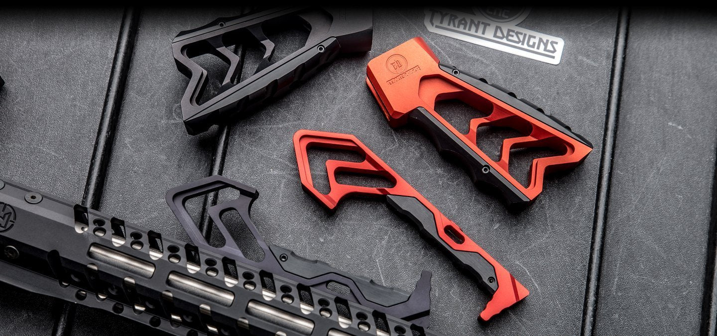 MOD Series: Best AR15 GRIP AND the best AR-15 FOREGRIP SETS