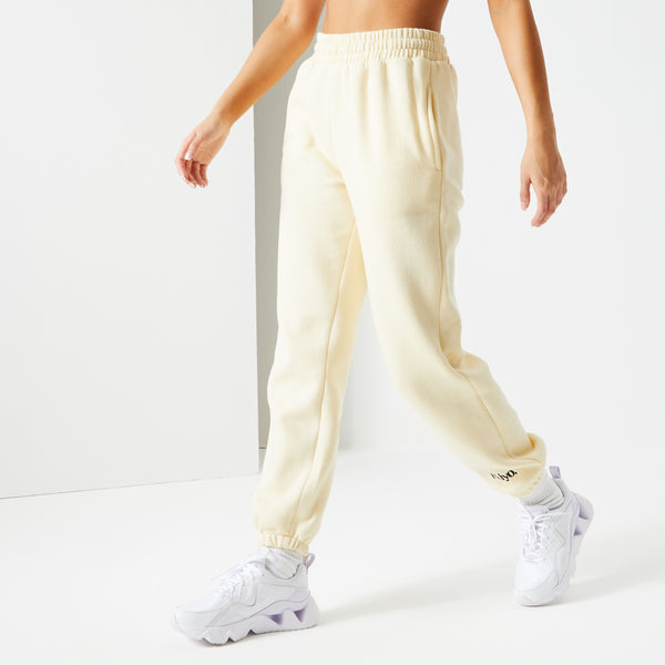 French Vanilla Ukiyo Ultimate Joggers