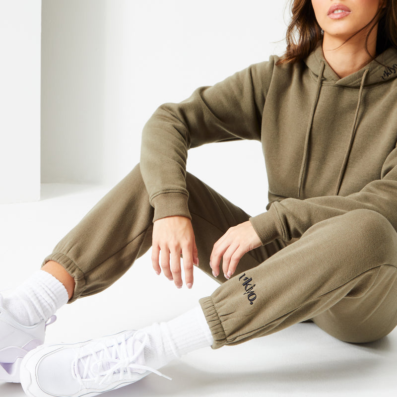 Frosted Olive Ukiyo Ultimate Joggers