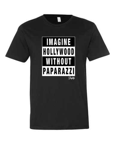 Imagine Hollywood without Paparazzi